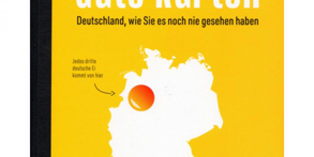 Gute Karten. Deutschland, wie Sie es noch nie gesehen haben.