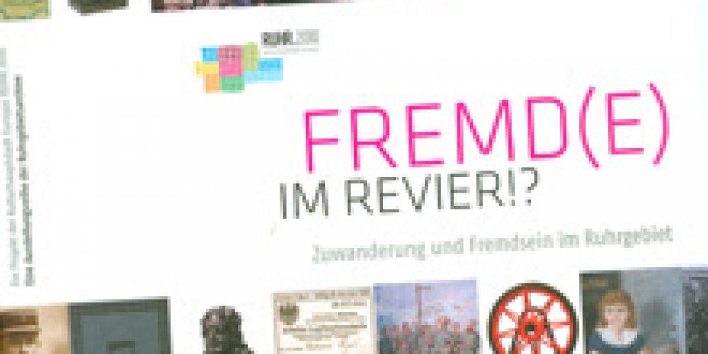 Fremd(e) im Revier!?