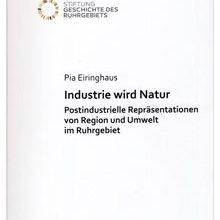 Industrie wird Natur. Postindustrielle Repräsentationen von Region und Umwelt im Ruhrgebiet.
