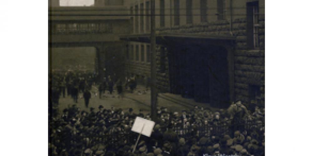 Unruhige Zeiten. Politische und soziale Unruhen im Raum Essen 1916-1010.